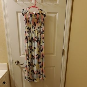 2 for $20 Never worn girls sundress.